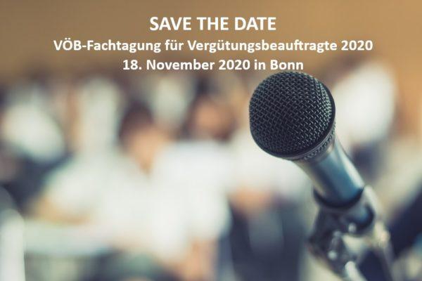 Fachkonferenz für Verguetungsbeauftragte 2020